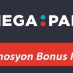 Megapari Promosyon Bonus Kodu