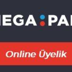 Megapari Online Üyelik