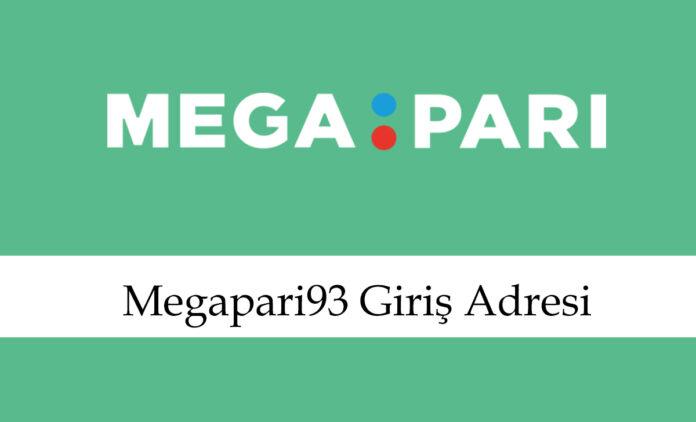 Megapari93girişadresi